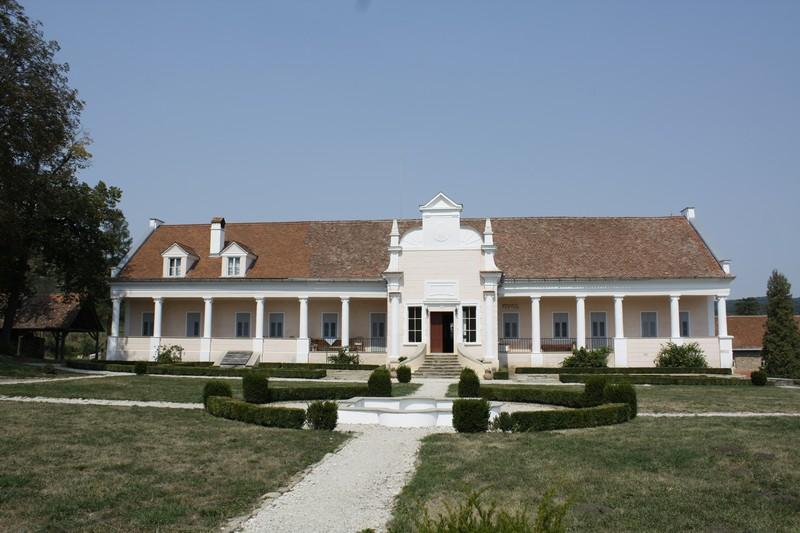 Reședința Apafi după restaurare