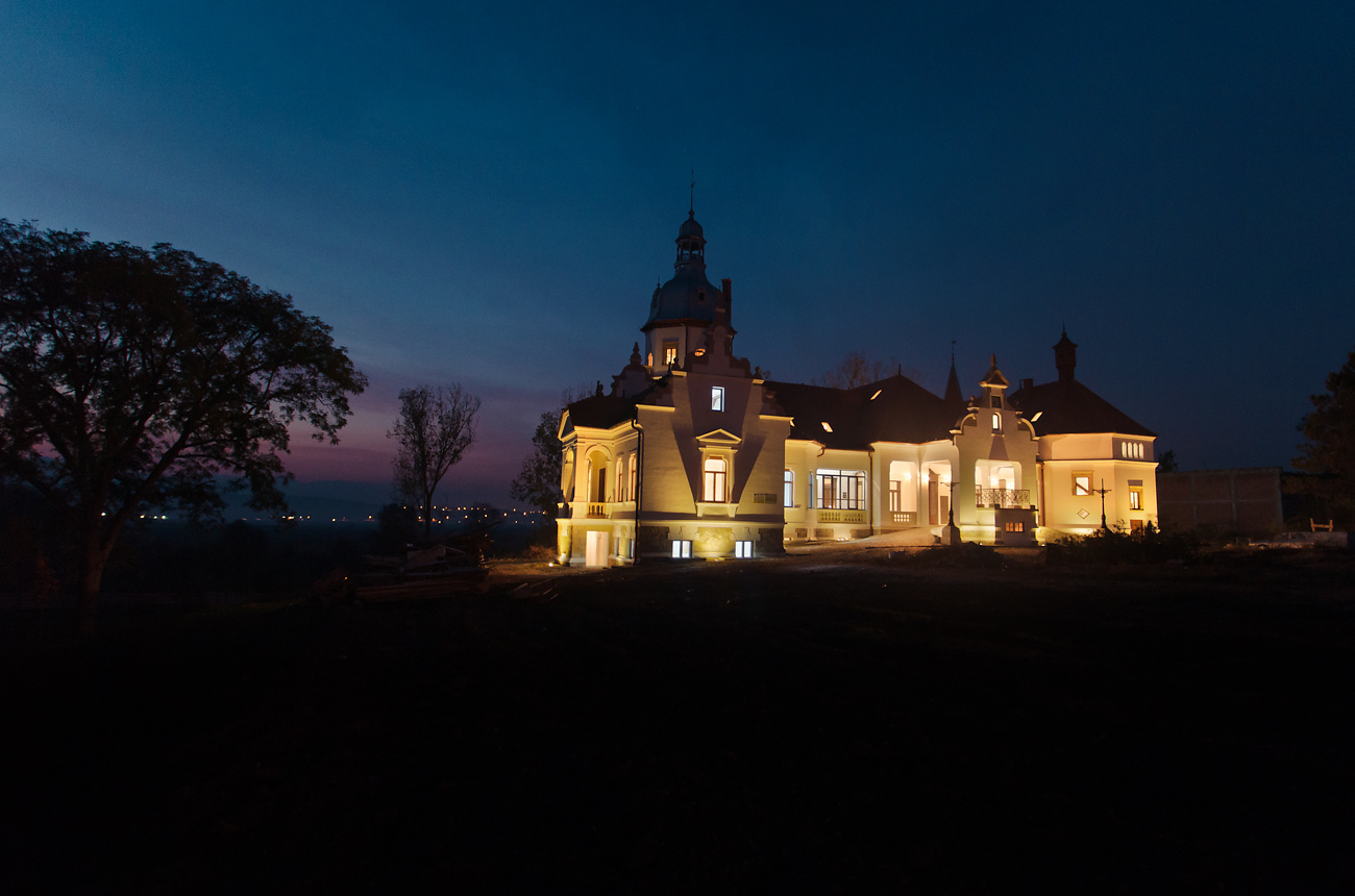 Palatul Banffy de la Sâncrai