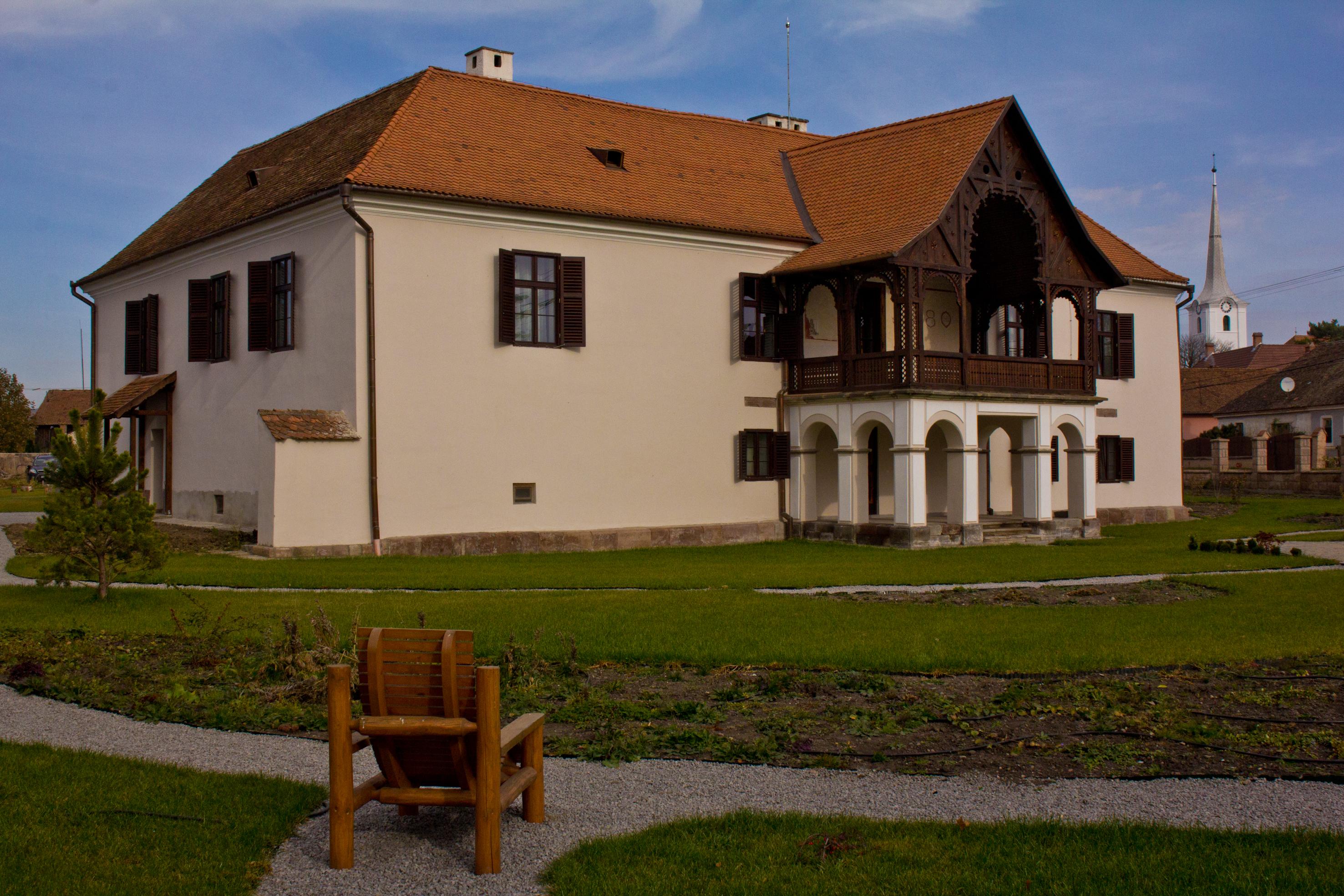 Castelul-hotel din Tălișoara